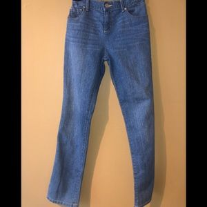 Children's Place Skinny Adjustable Waist Jeans.